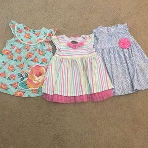 18m summer dress bundle